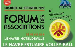 Forum des associations dimanche 13 septembre